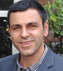 Andrew Papadopoulos, New Lodge Dentist Oxted