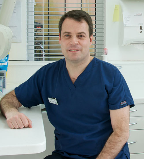 Kevin Gower, New Lodge Dentist Oxted